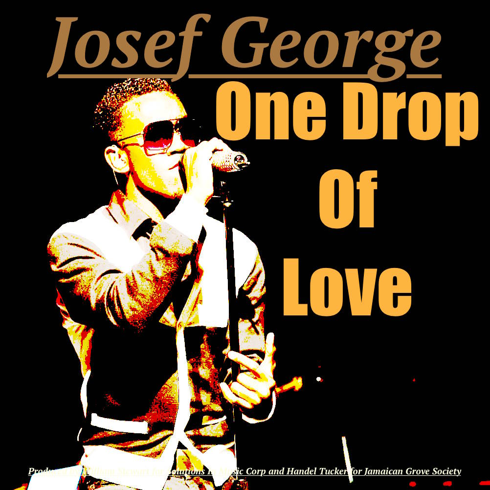 One Drop Of Love Cover